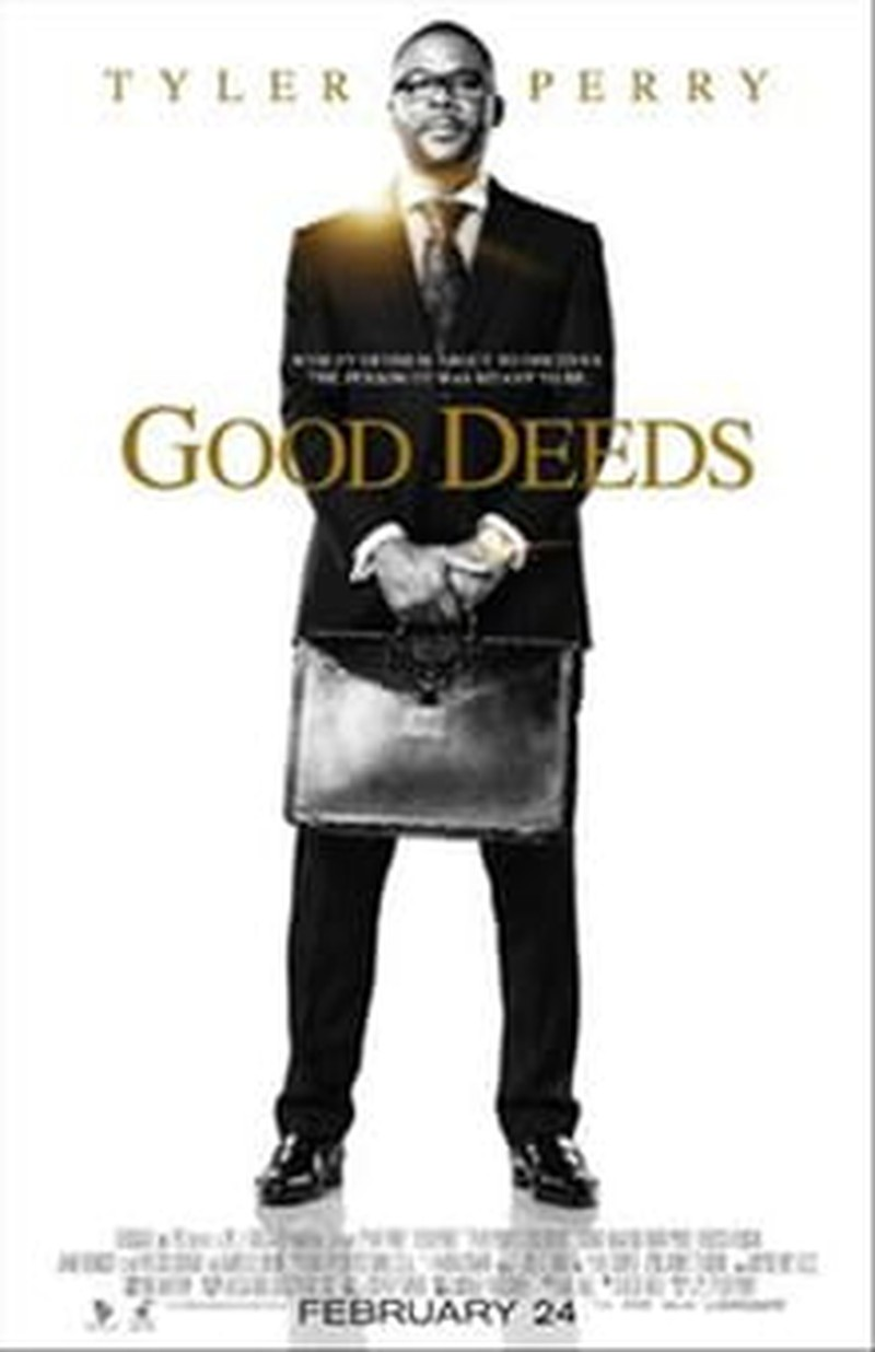 <i>Good Deeds</i> Is a Welcome Change from Madea