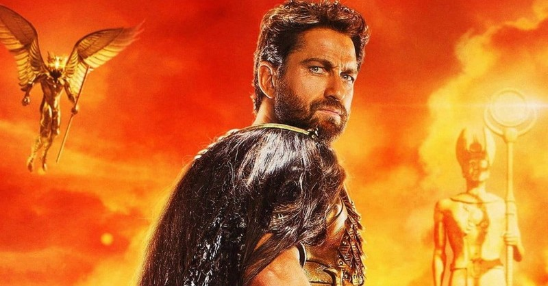 <i>Gods of Egypt</i> Can't Even Ascend to Guilty Pleasure Status