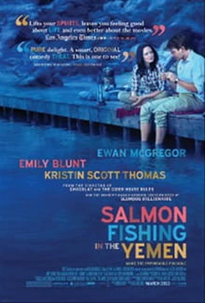 Theology a Bit Fishy in <i>Salmon Fishing</i>