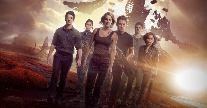 <i>Allegiant</i> Takes a Half-Step for Halfway-There YA Finales