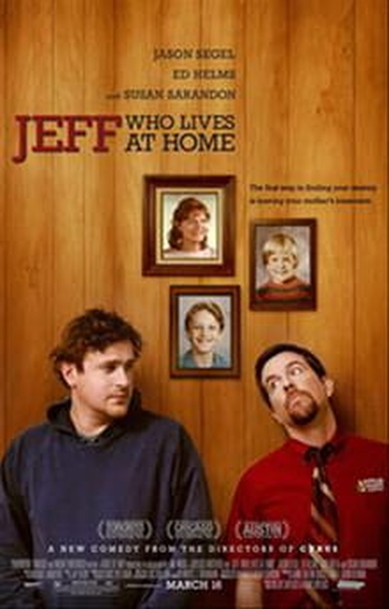 <i>Jeff, Who Lives at Home</i> Searches for Meaning