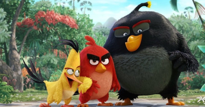 <i>Angry Birds</i> is No Classic, but Good for a Few Laughs and APPlications
