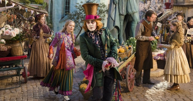 Other than CGI, There's Not Much to See <i>Through the Looking Glass</i>