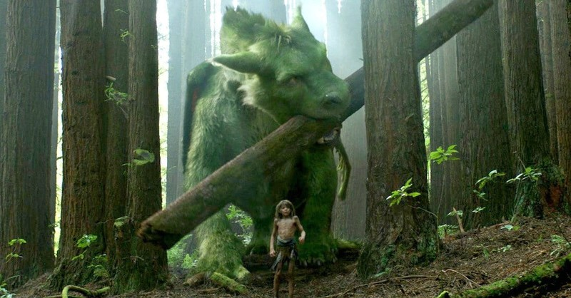 <i>Pete's Dragon</i> Remake Brings Long Forgotten Family Sensibilities Forward with It
