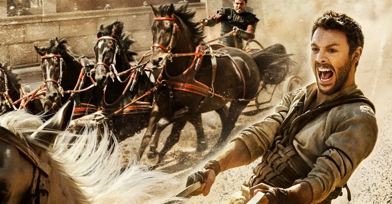 <i>Ben-Hur</i> is Beautiful but Bloody