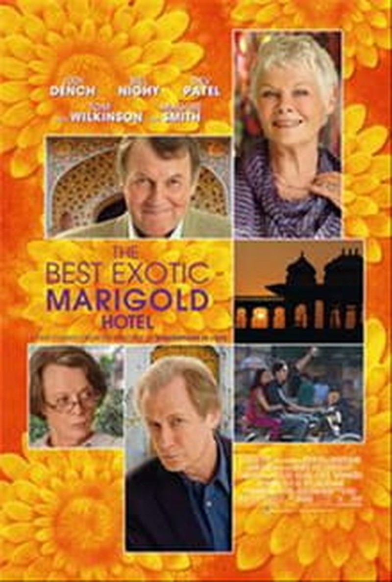 Journey Transforms at the <i>Marigold Hotel</i>