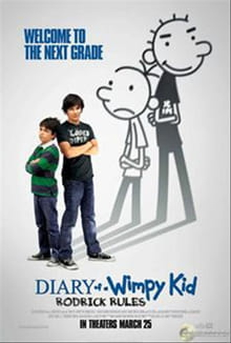 <i>Wimpy Kid</i> Sequel Suffers from Stunted Growth