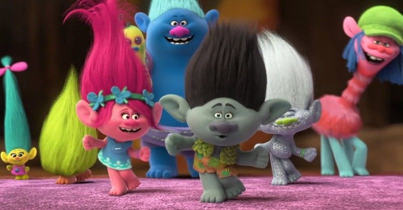 DreamWorks' <i>Trolls</i> Sparkles with Laughs and a Good Lesson