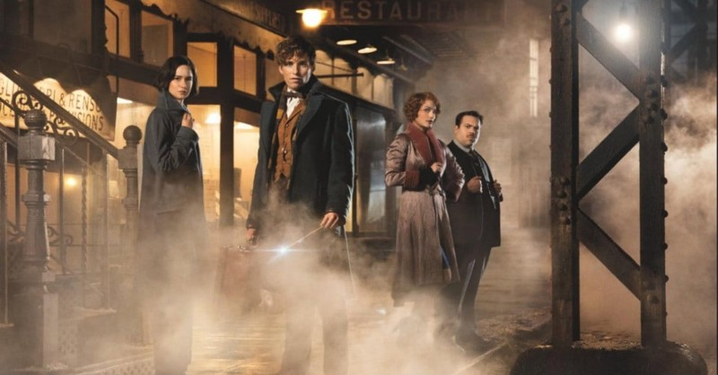 Dear <i>Fantastic Beasts and Where to Find Them,</i> Less Magic is More
