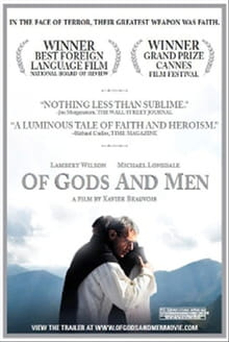 <i>Of Gods and Men</i> a Stirring Profession of Faith