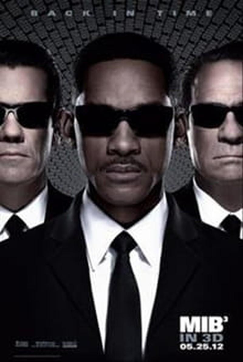 <i>Men in Black 3</i> a Pale Reminder of First Film