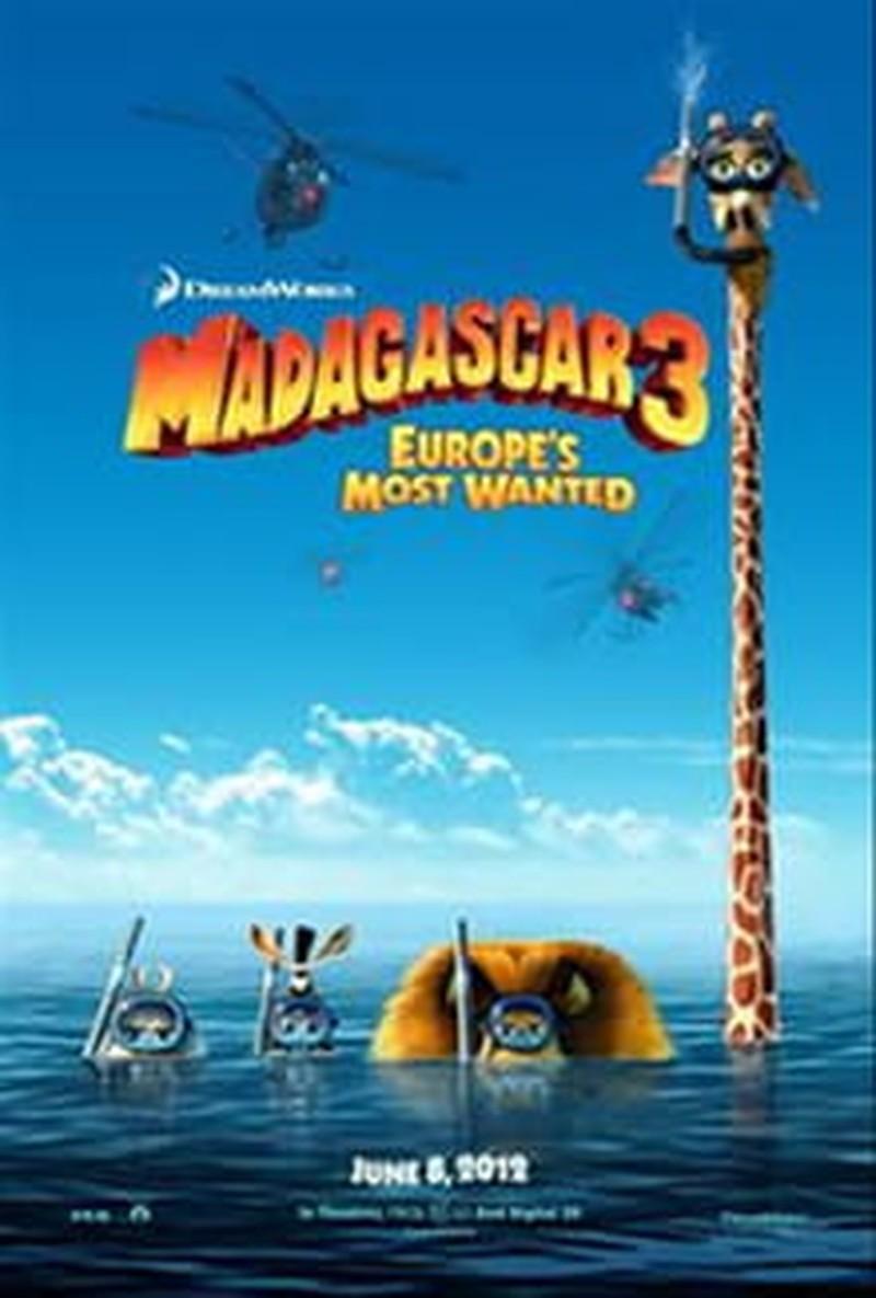 <i>Madagascar 3</i> a Step Up from Predecessors