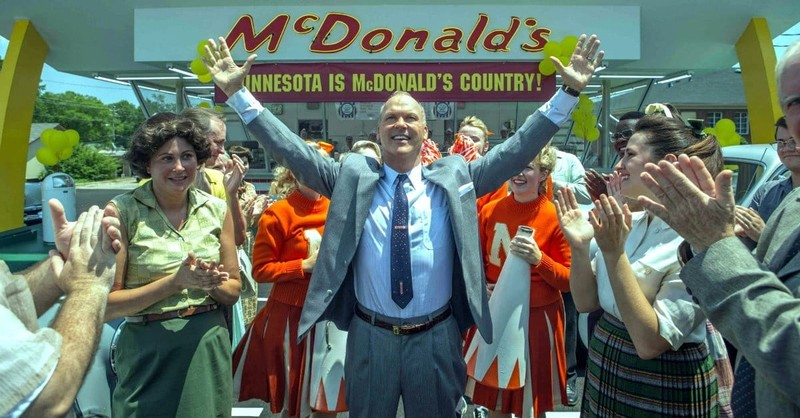 <i>The Founder</i> Serves Up Super-Sized Dreams & Disappointments