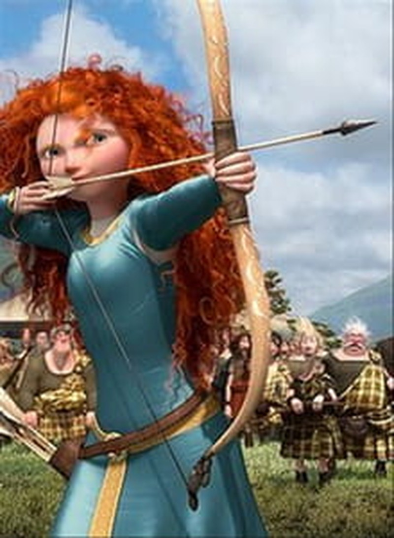Disney-Pixar's <i>Brave</i> Has Heart