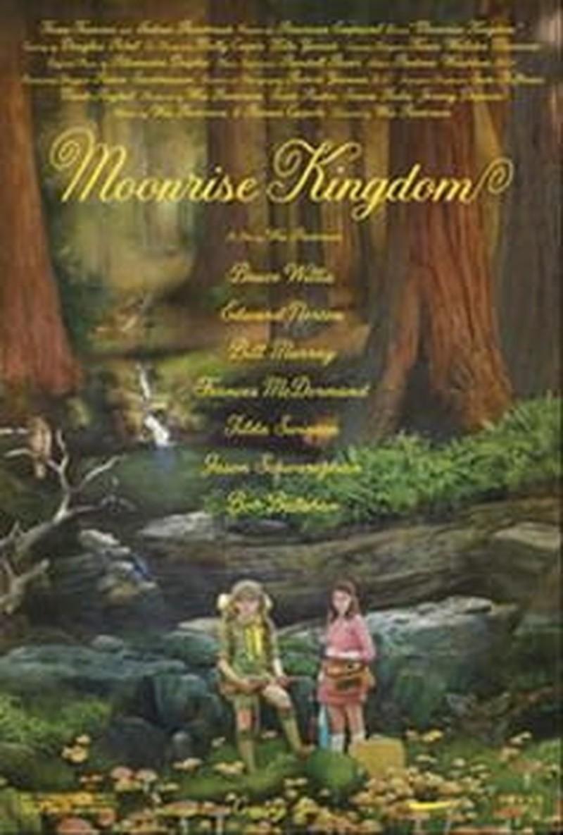 Artful <i>Moonrise Kingdom</i> a Story of First Love