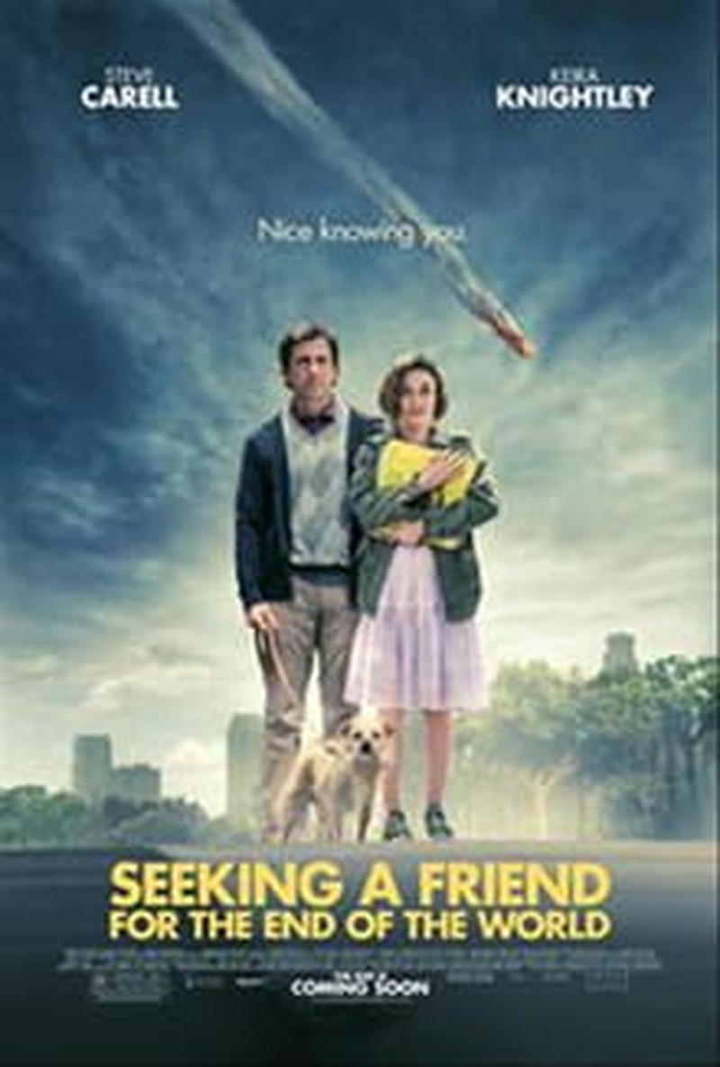 <i>Seeking a Friend</i> Not the Usual Disaster Film