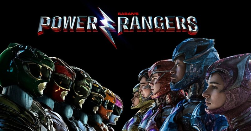 <i>Saban's Power Rangers</i> Delivers a Mighty Good Time
