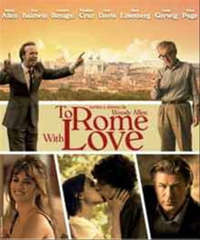 <i>To Rome with Love</i> Isn't Another <i>Midnight in Paris</i>