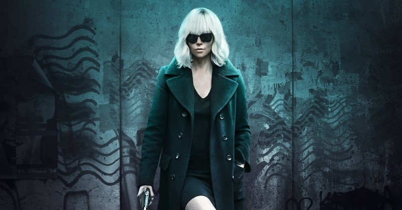 <i>Atomic Blonde</i> Goes More Dull Yellow Than Platinum