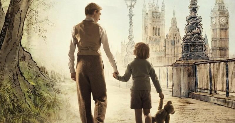 <i>Goodbye Christopher Robin</i> Releases Heartwarming New Trailer