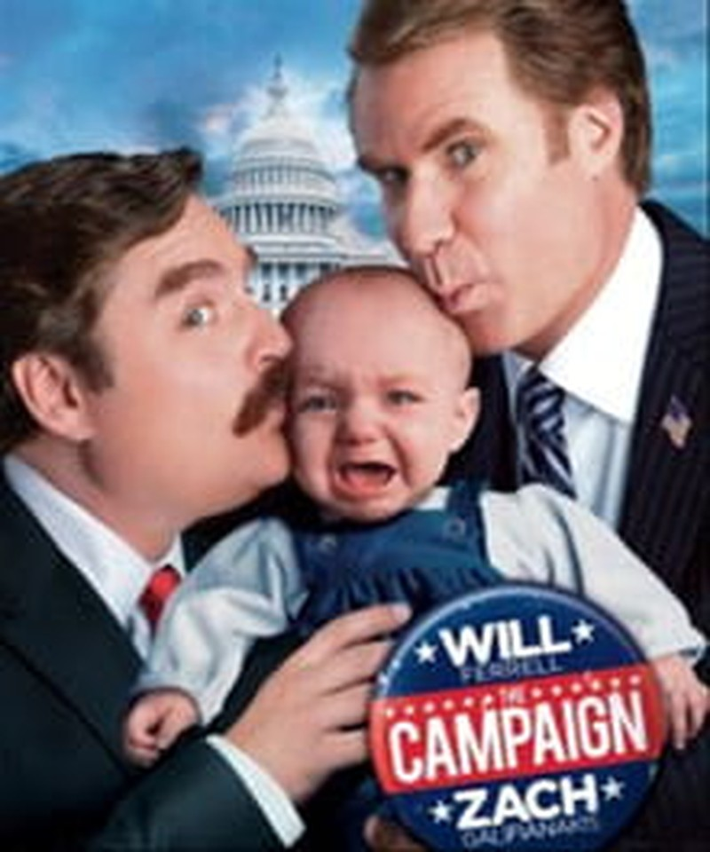 <i>The Campaign</i> Doesn't Deserve Your Vote