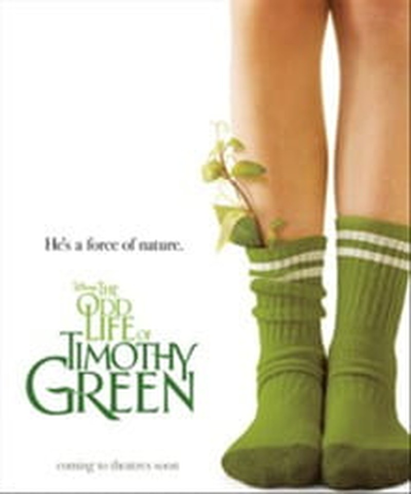 <i>The Odd Life of Timothy Green</i> Grows on You