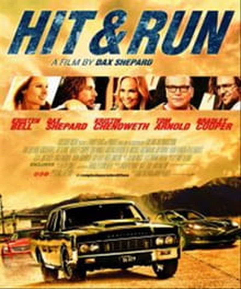 <i>Hit and Run</i> Peppy, but Leaves You Feeling Run-Over