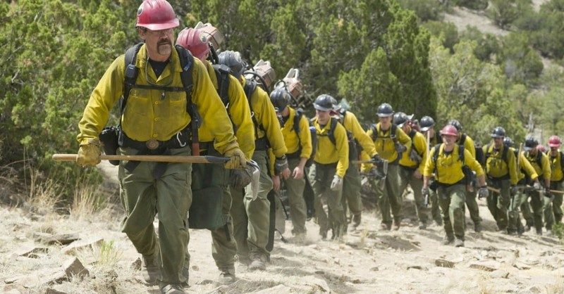 <i>Only the Brave</i> Fights Incredible Flames, Fans Others