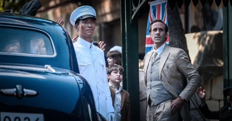 Eric Liddell Biopic <i>On Wings of Eagles</i> Can't Decide Whether to Run Track or Take to the Air