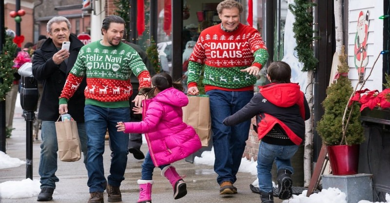 <i>Daddy's Home 2</i> Another Fun but Futile Sequel