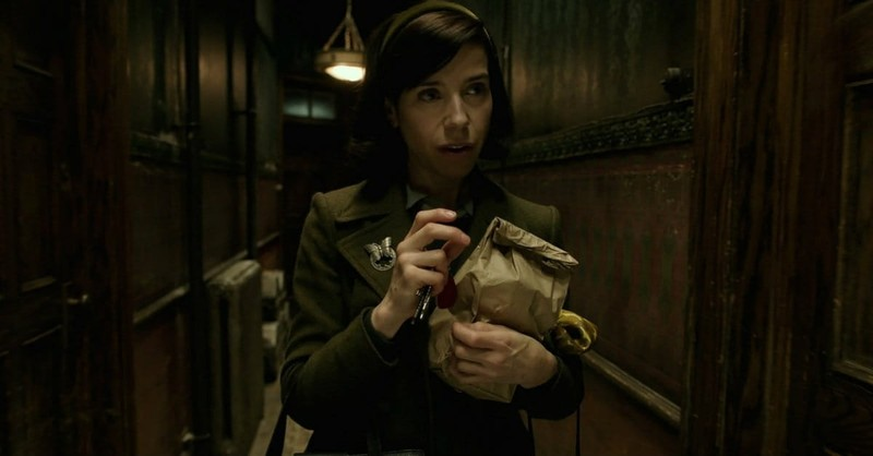 <i>The Shape of Water</i> is a Compassionate, Heartfelt (R-Rated) Fairy Tale