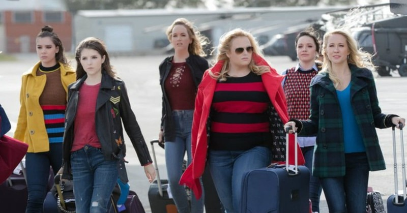 <i>Pitch Perfect 3</i> Has Its Share of Off-Notes