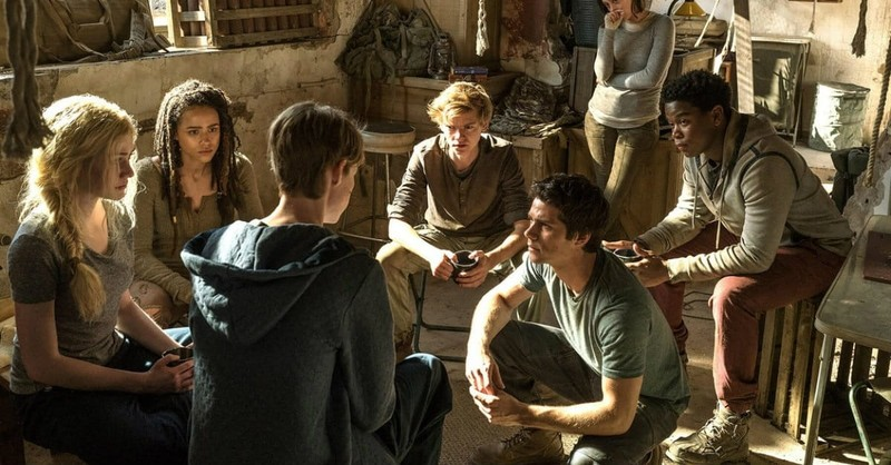 <i>Maze Runner: The Death Cure</i> - Just Enough Life for a Fitting Conclusion