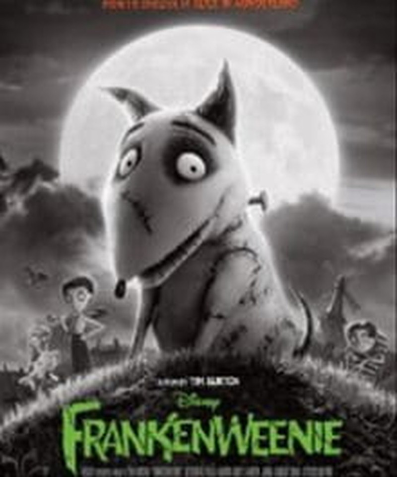 <i>Frankenweenie</i> Not for the Wee Ones