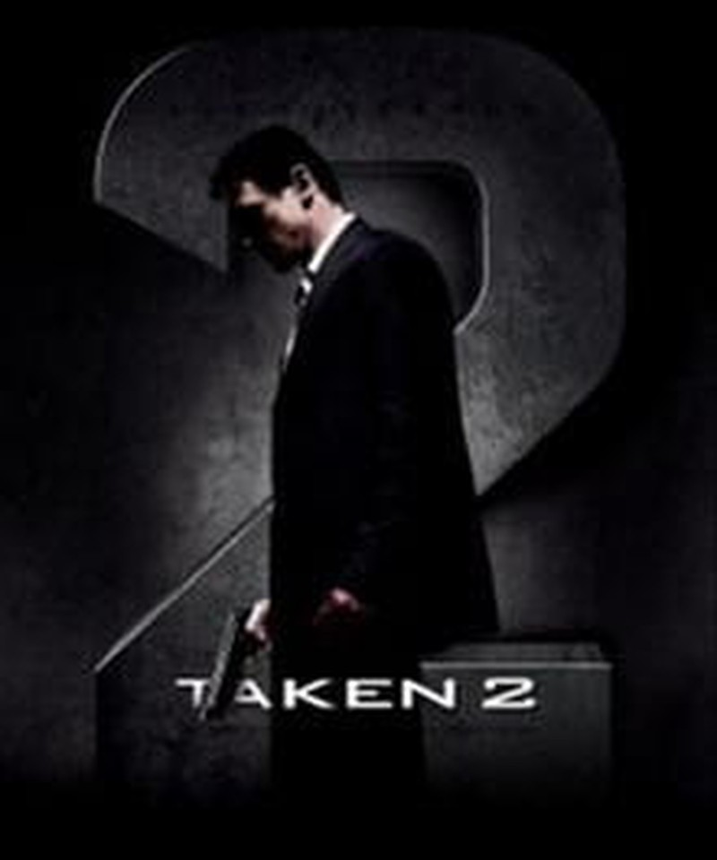 Don't Get <i>Taken 2</i> the Cleaners