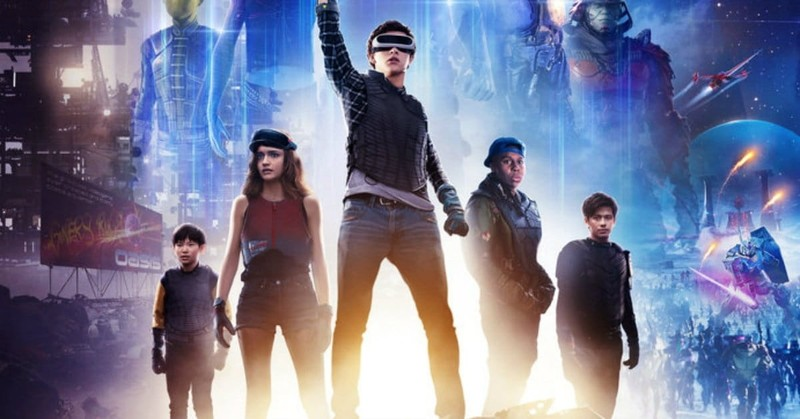 5 Things You Should Know about <i>Ready Player One</i>