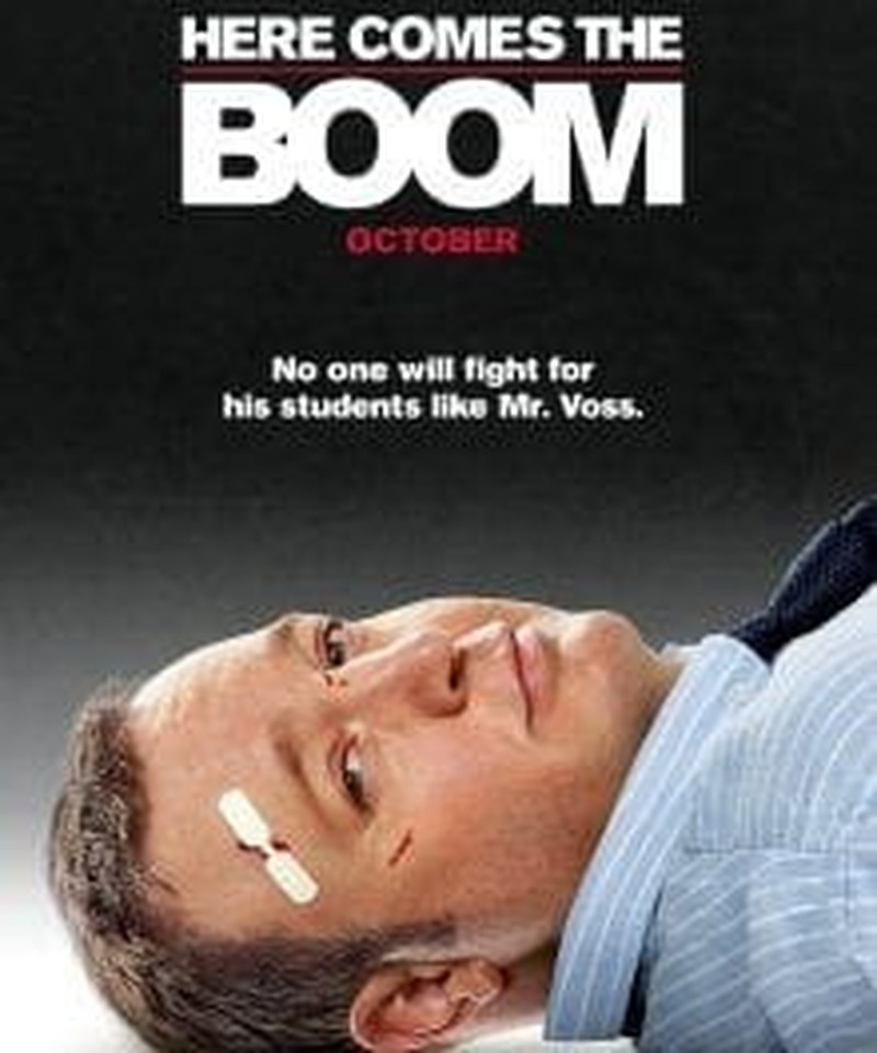 No Knockout, <i>Here Comes the Boom</i> Wins on Points