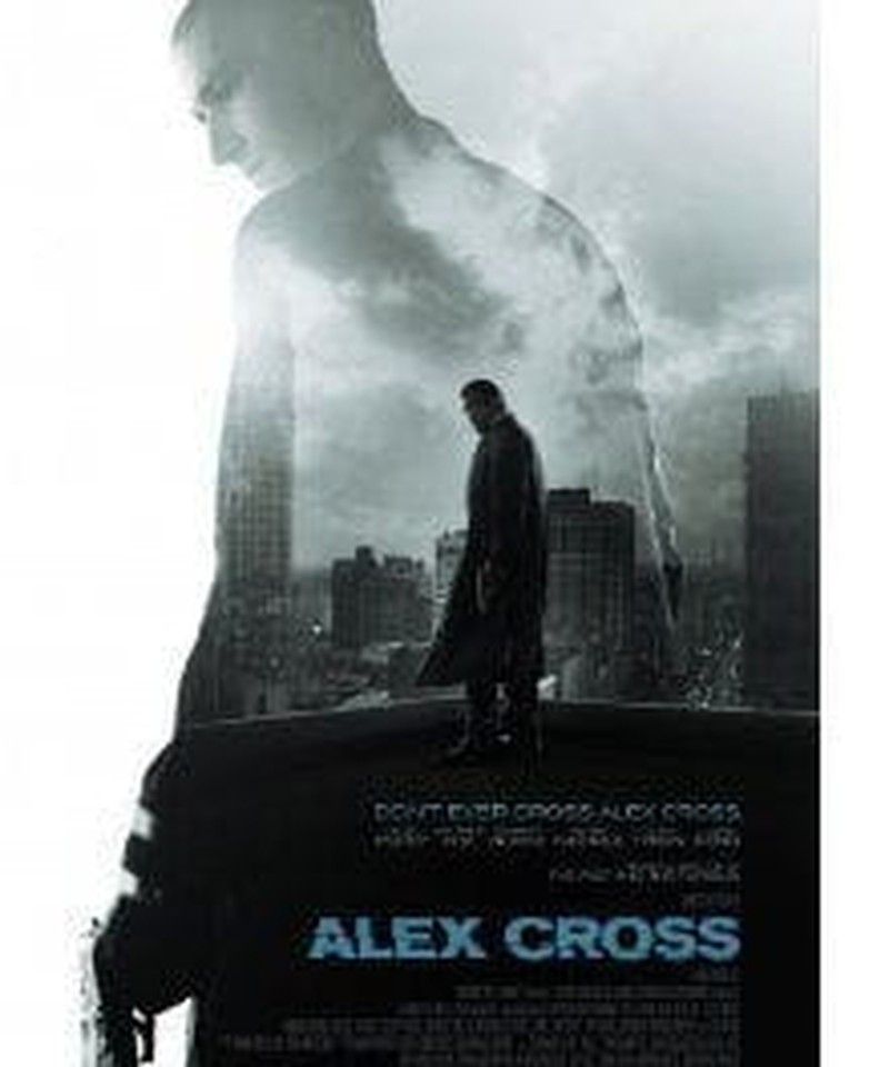 <i>Alex Cross</i> Easier to Watch Than Expected