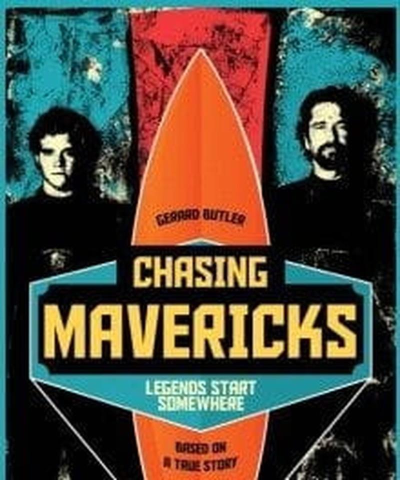<i>Chasing Mavericks</i> Rides Waves of Mentorship, Authenticity