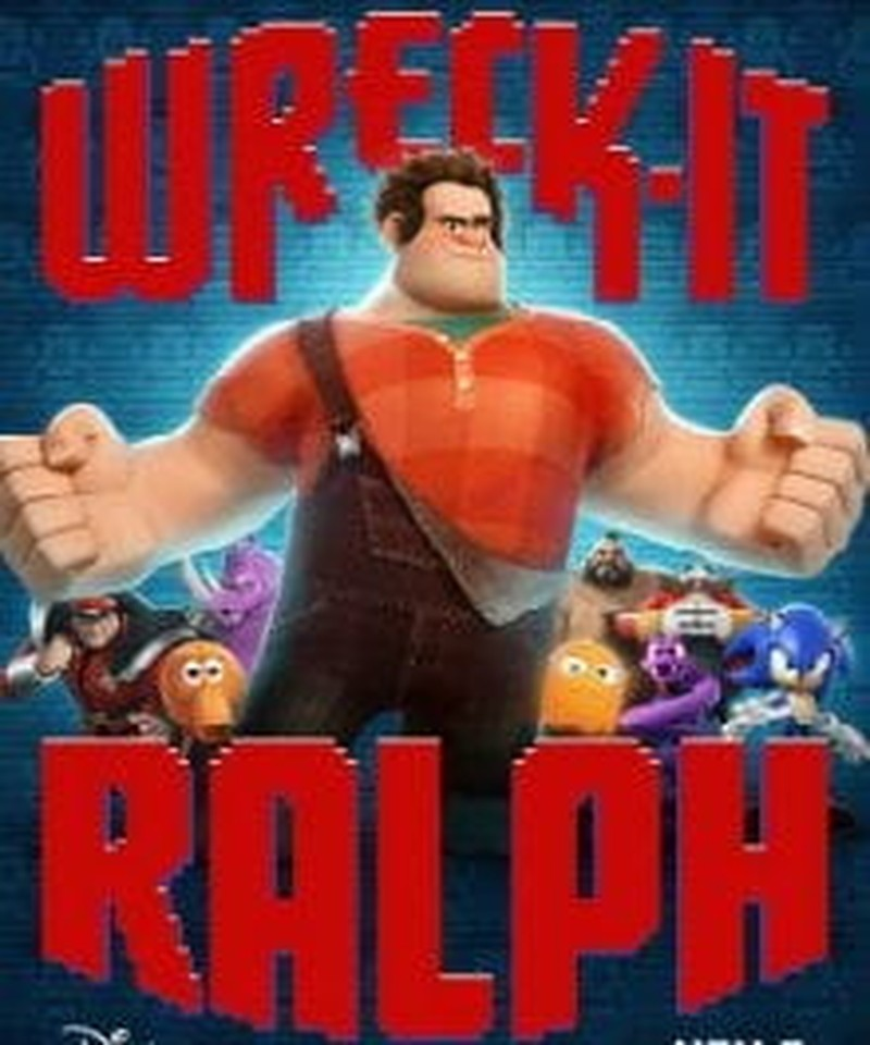 <i>Wreck-It Ralph</i> Simultaneously Fresh, Retro
