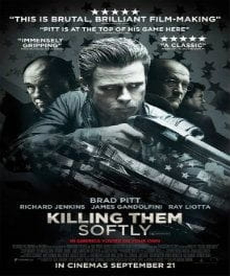 Cynical <i>Killing Them Softly</i> Critiques Capitalism