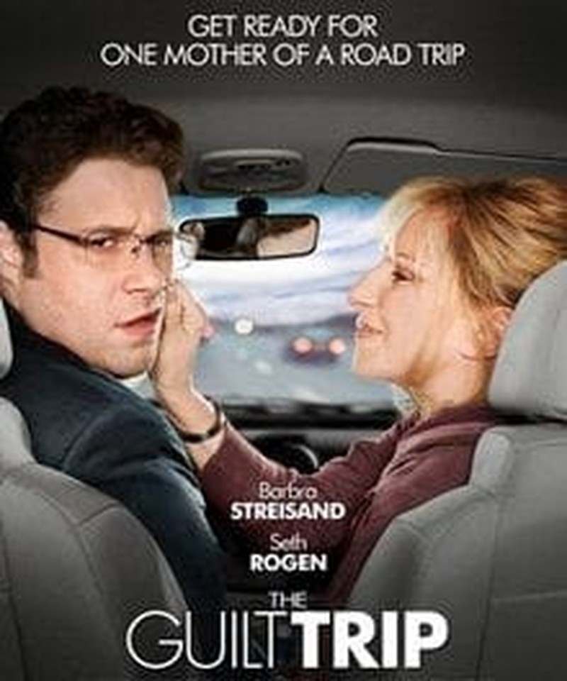 Streisand and Rogen Make an Affable Pair in <i>The Guilt Trip</i>