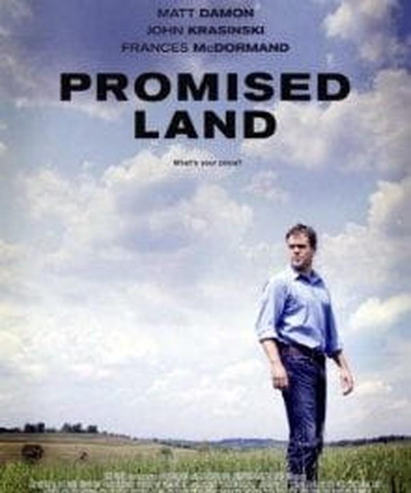 <i>Promised Land</i> Drills Its Message Too Hard