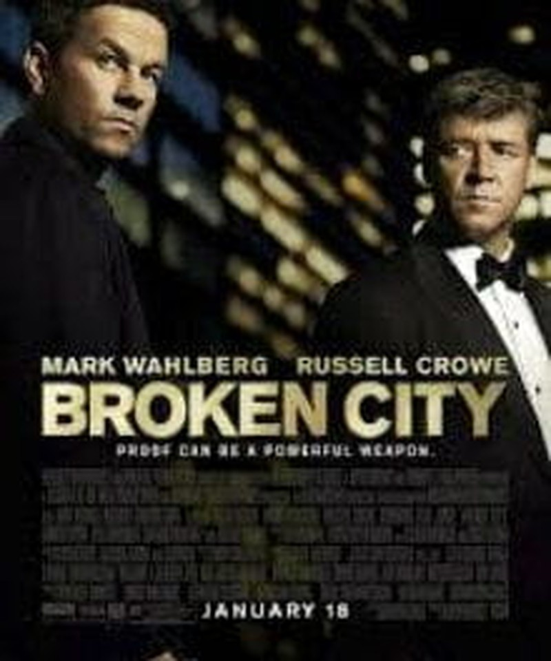 <i>Broken City</i> Can't be Fixed