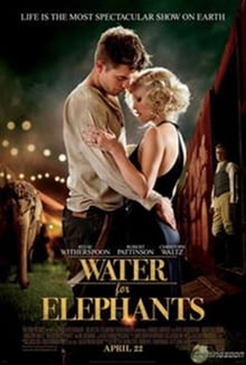 <i>Water for Elephants</i> Has Old-Fashioned Charm