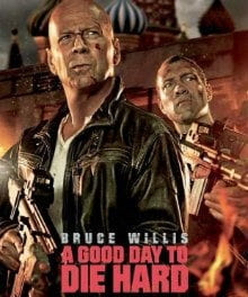 <i>A Good Day to Die Hard</i> Nowhere Close to Series' Standards