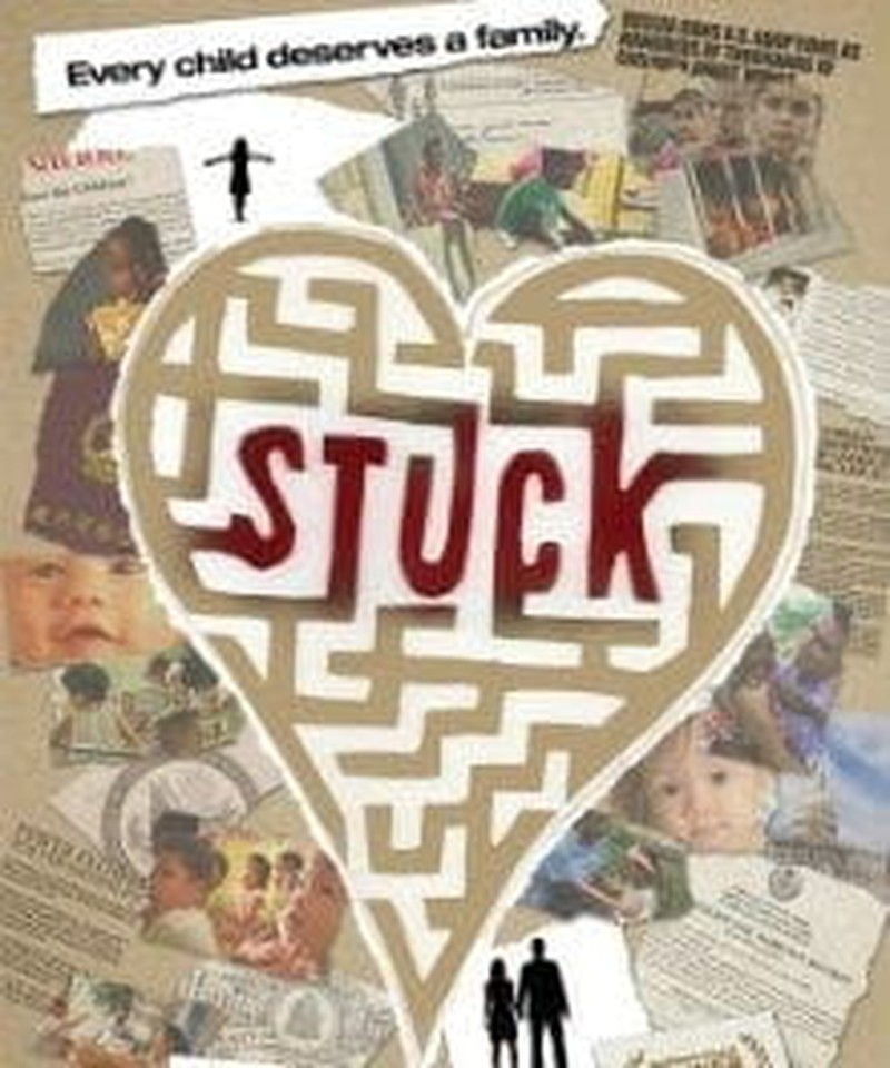 <i>STUCK</i> is One Part Instruction, One Part Inspiration
