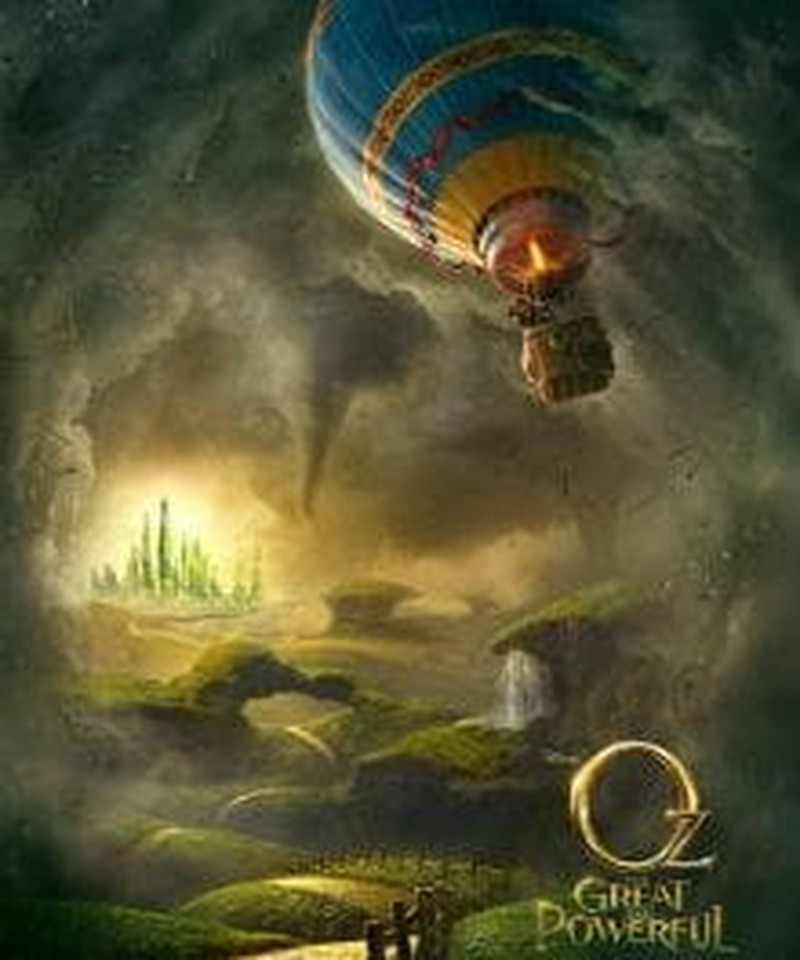 <i>Oz</i> Not Great but Visually Powerful