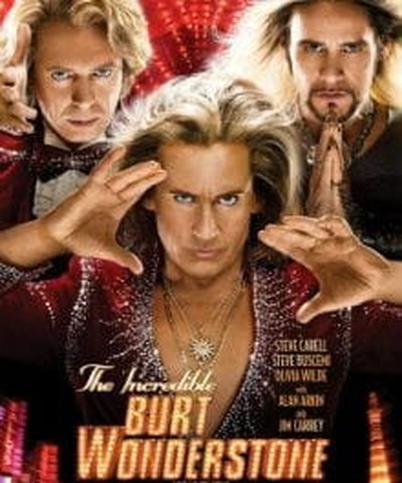 <i>The Incredible Burt Wonderstone</i> is Short on Magic