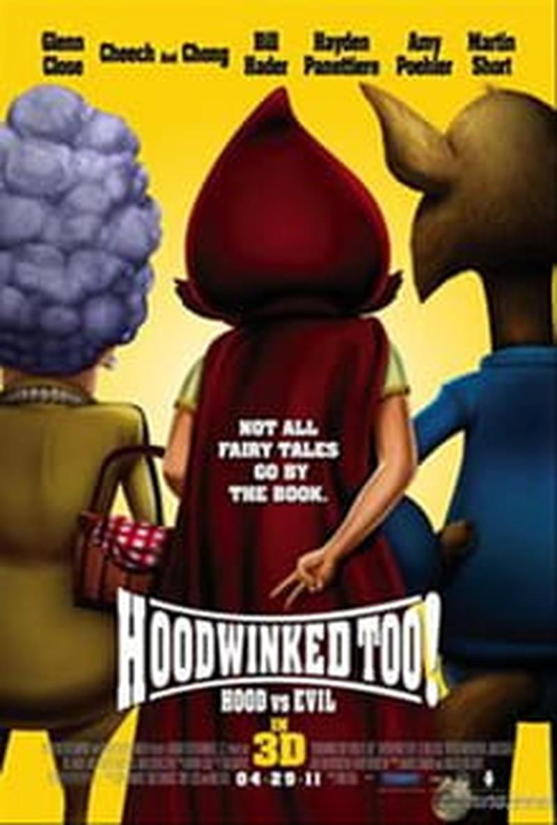 Top 10 Reasons to See <i>Hoodwinked Too!</i>